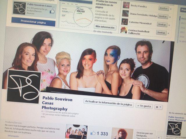 Mi super page en Facebook